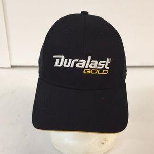 Duralast Gold Black Cap New